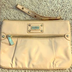 Light pink Express Clutch
